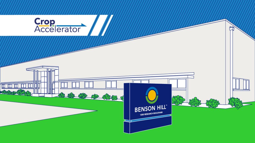 (St. Louis Business Journal) Benson Hill, VC firm Lagomaj Capital to develop new Crop Accelerator facility